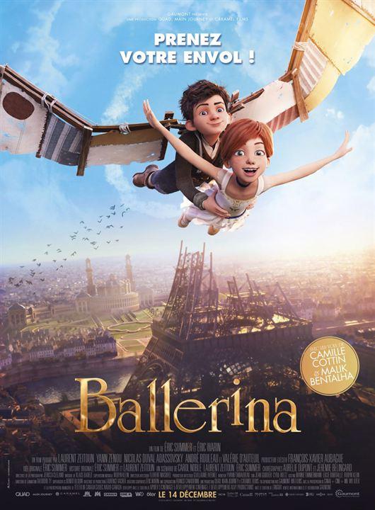ballerina affiche 2 - Main Journey